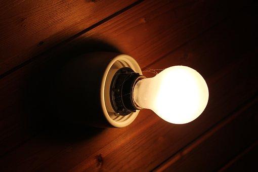 Lamp, Light, Lamps, Dark, Lighting, Shadow, Orb