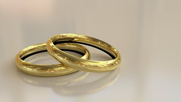 Rings, Ring, Alliance, Marriage, Commitment, Gold
