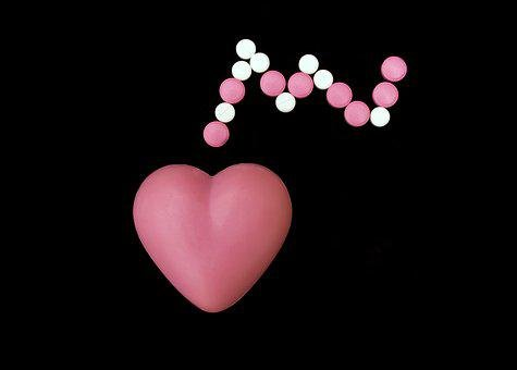 Heart, Soap, Pills, Love, Shape, Valentine, Romantic
