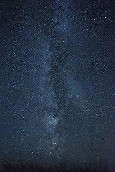 Milky Way, Galaxy, Dreams, Astro, Night, Space