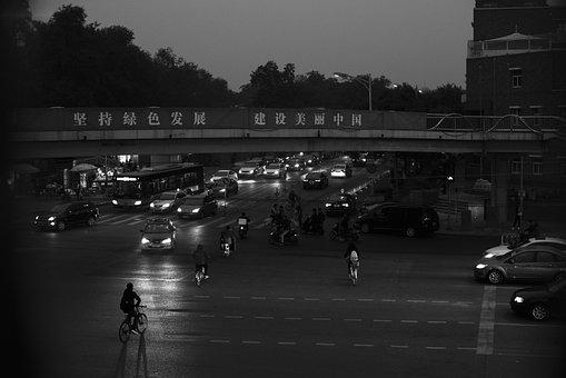 Beijing, Street, A Harmonious Society