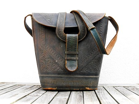 Bag, Handbag, Vintage, Leather Goods, Fashion, Leather