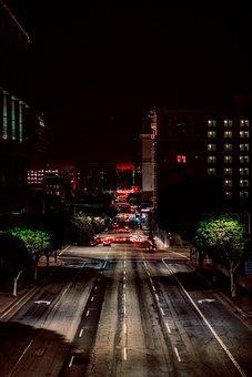 Los Angeles, California, City, Urban, Buildings