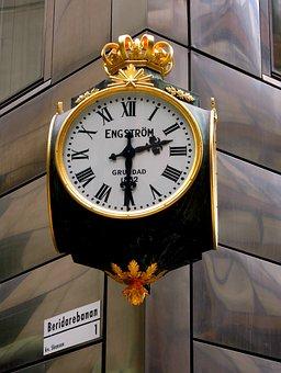 Clock, Time, Dial, Wall Clock, Figures, Alarm Clock