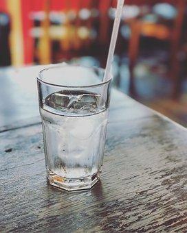 Glass, Water, Drink, Liquid, Clear, Fresh, Clean