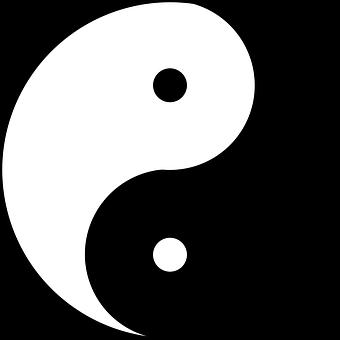 Yin Yang, Symbol, Emblem, Korea