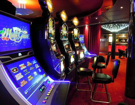 Casino, Slot Machines, Excitement, Game, Igromania