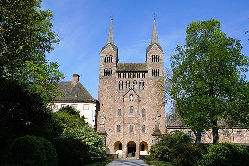 Church, Germany, Building, Steeple, Architecture, Tower