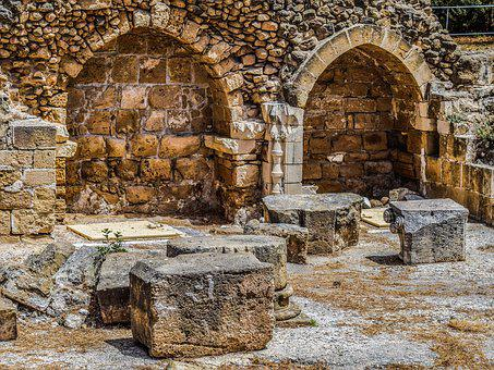 Ruins, Gothic, Architecture, Church, 13th Century