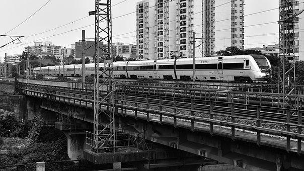 High Speed Rail, Harmony, Beijing-kowloon Railway