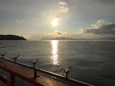 Line Fishing, Masan, Rising Line