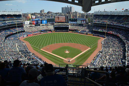 Baseball, New York Sun-kiss, Yankees, Mlb
