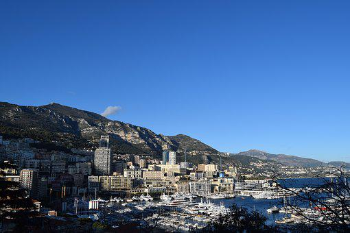 South Of France, Monte Carlo, City, Tourism