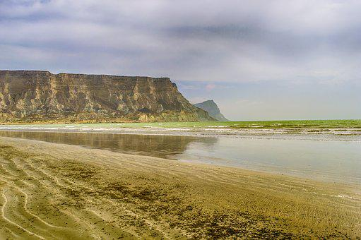 Landscape, Pakistan, Hingol, Balochistan, Nature