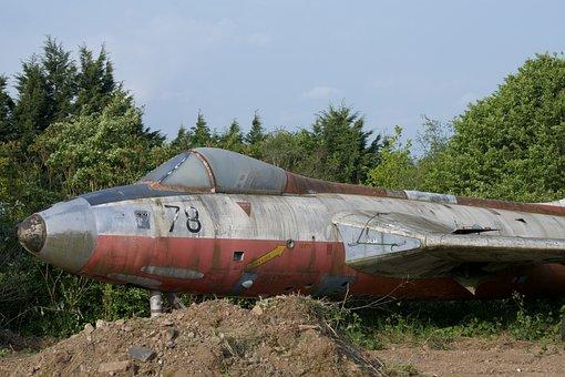 Aircraft, Restoration, Plane, Airplane, Transport
