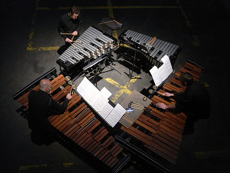 Percussion, Quartet, Arcoop