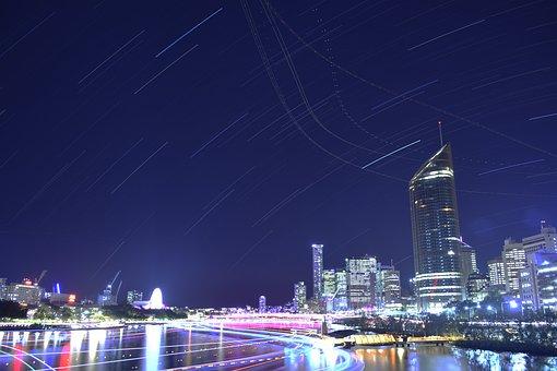 Brisbane, Australia, Queensland, City, Travel