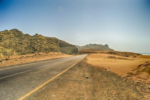 Road, Travel, Trip, Journey, Highway, Summer, Landscape