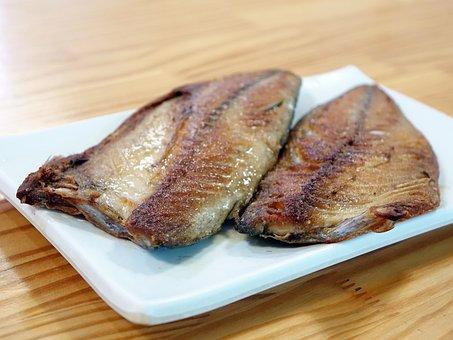 Saba Fish, Grilled, Seafood