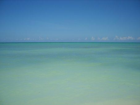 Cuba, Cayo Levisa, Caribbean, Sea