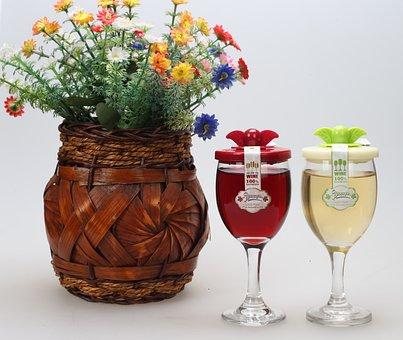 Goblet, Wine, Stemware Wine 1