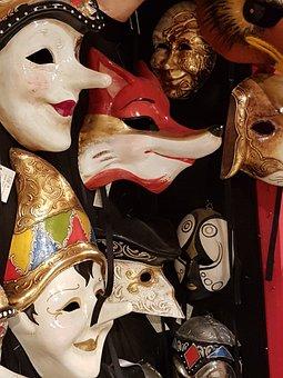 The Mask, Carnival, Venetian Masks