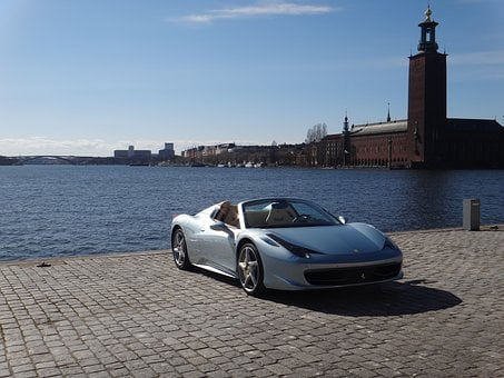 Auto, Sports Car, Ferrari, Automotive, Vehicle, Luxury