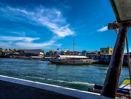 Boat, Beach, Summer, Sea, Ship, Water, Vacation, Nature