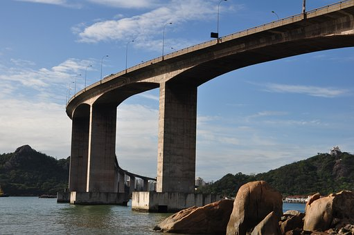 Third Bridge, Vitoria, Espirito Santo, Bridge