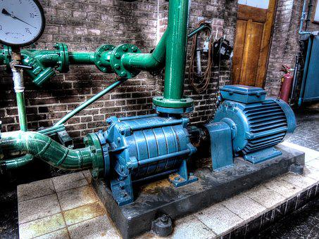 Pump, Centrifugal Pump, Industry, Wervelstroompomp