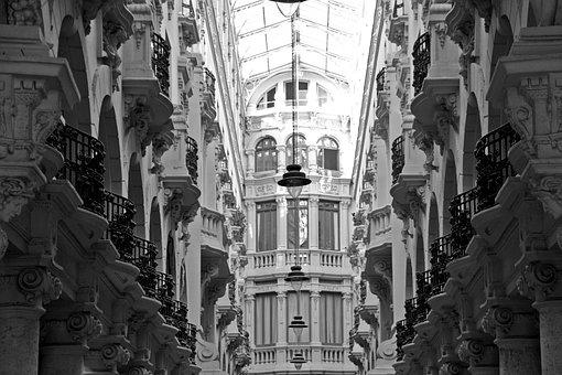 Passage, Lodares, Albacete, City, Monument