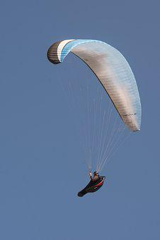 Paraplaner, Fly, Flying, Sky, Sport, Extreme