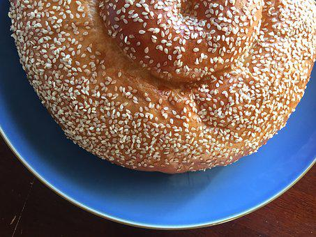 Bread, Jewish, Food, Hanukkah, Bakery, Sabbath