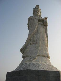 Tin Hau Temple, A-ma Statue, Macau
