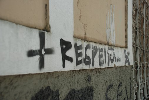 Picho, Graphite, Respect, Message, Center, Urban