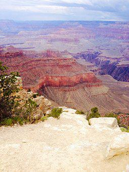 Grand Canyon, Arizona, Park, National, Nature, Canyon