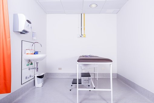 Nursing, Room, Hospital, Browse, Examination, Medicine