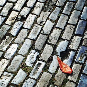 Road, Texture, Gray, Street, Cobblestone, Ground, Path