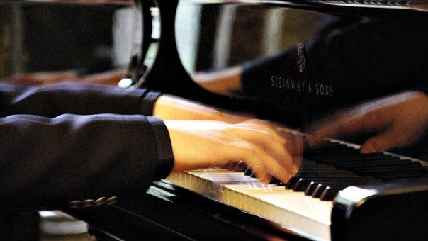 Klavierspiel, Piano, Piano Keys, Instrument, Music