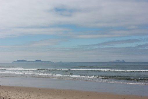 Beach, Playas De Tijuana, Sand, Border, Pacific Ocean
