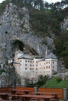 Postojna, Castle, Slovenia, Place
