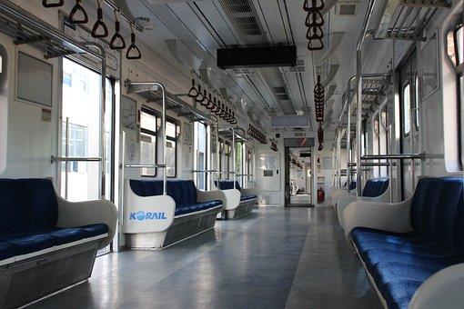 Subway, Republic Of Korea, South Korea Subway