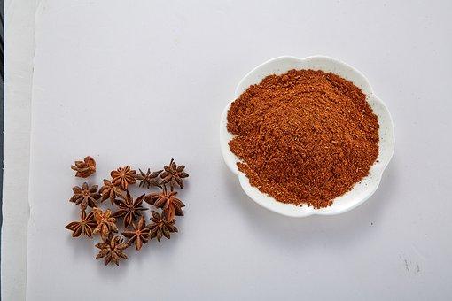 Culinary Herbs, Star Anise, Anise Powder