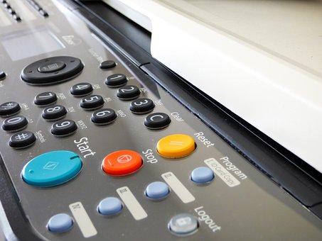 Printer, Office, Work, Communication, Secretariat