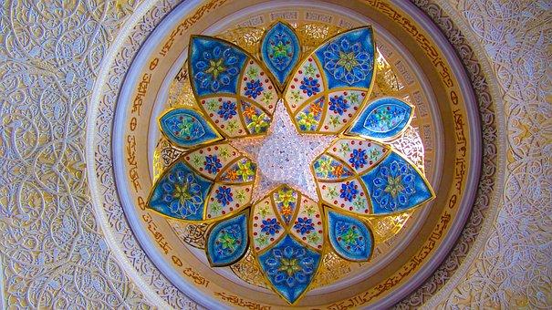 Sheikh Zayed Mosque, Mosque, Large Mosque, Abu Dhabi