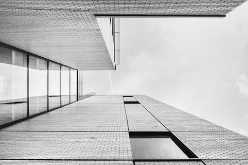 Architecture, Modern, Minimal, Home, Office, Building