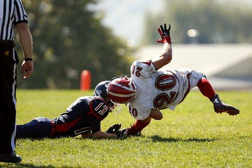 Football, American Football, Sport, Ball, Game, Play