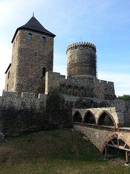 Bedzin, Castle, Silesia, Poland, Slask, Architecture