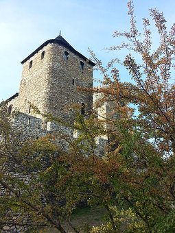 Bedzin, Castle, Tower, Poland, Fortification, Medieval
