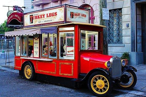 Universal, Turkey, Orlando, Car, Classic, Brum